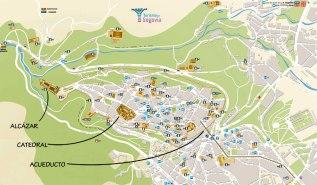 mapa-turstico-de-segovia