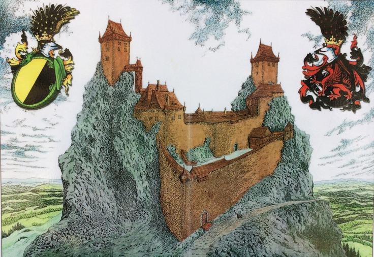Castillo-de-Trosky